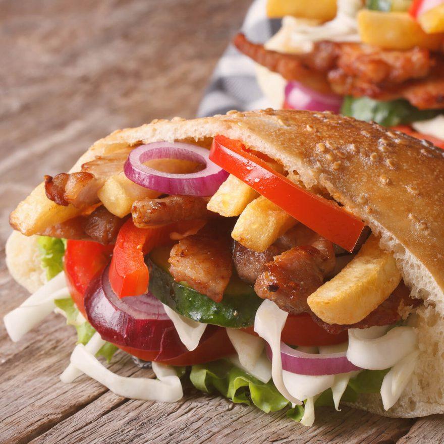 Grilled Korean Bulgogi Burgers