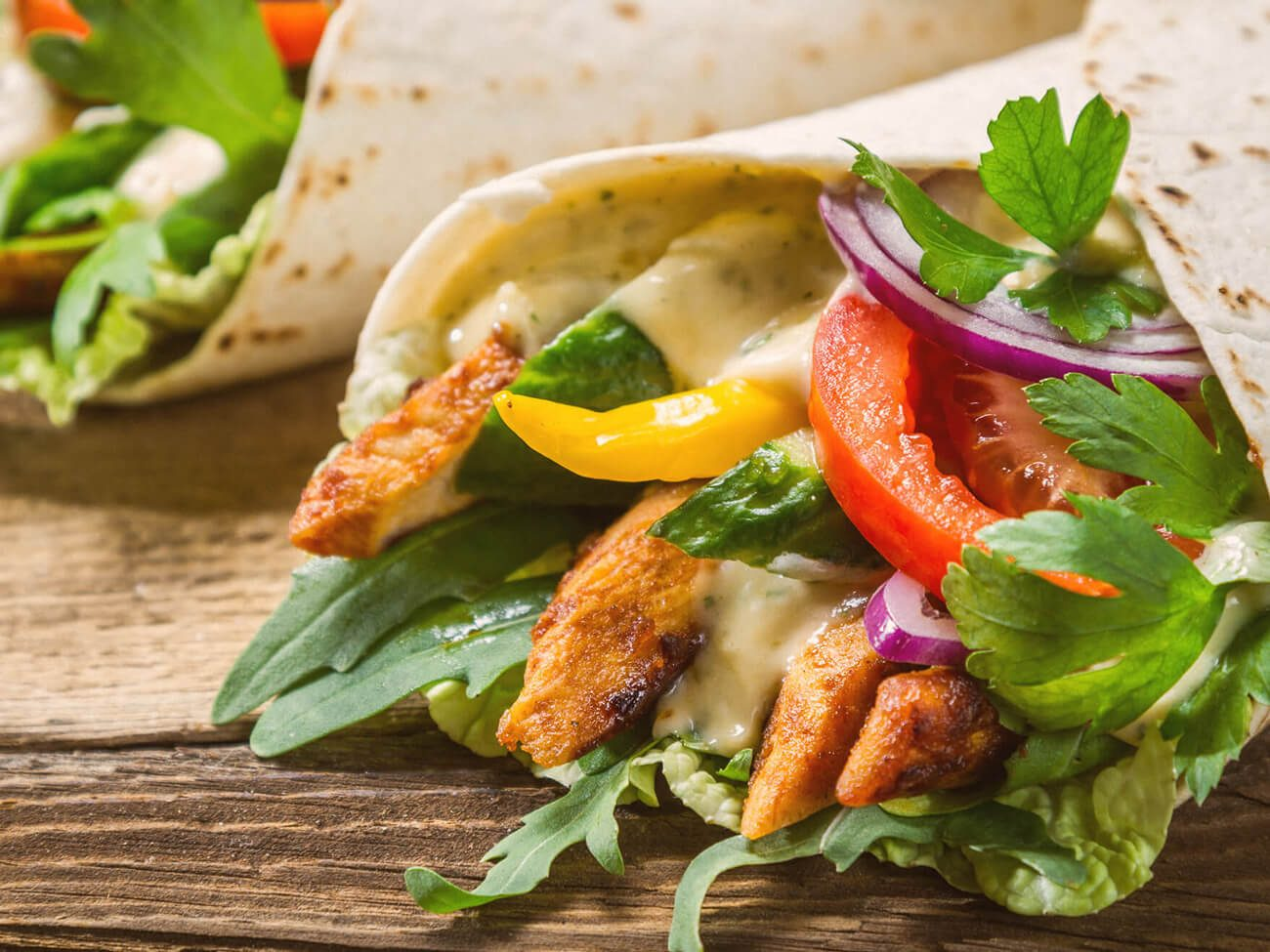 Chicken Summer Rolls Recipe