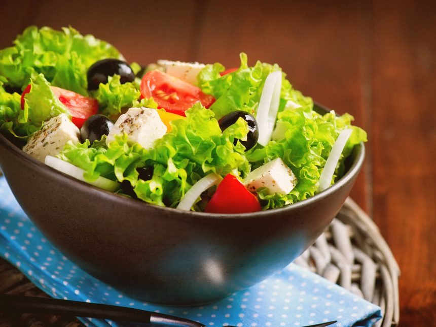 How To Make Classic Greek Salad Dressing