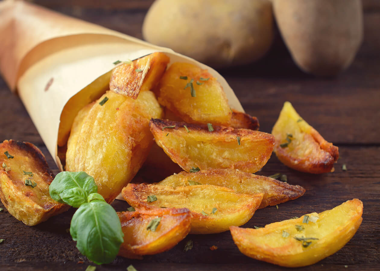 Russian Style Pan Fried Potatoes